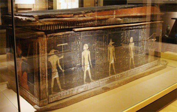 Кокаин в Древнем Египте