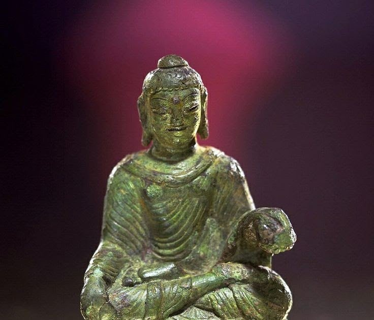 Статуэтка Будды из Хелго