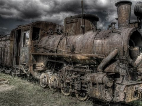 Поезд-призрак