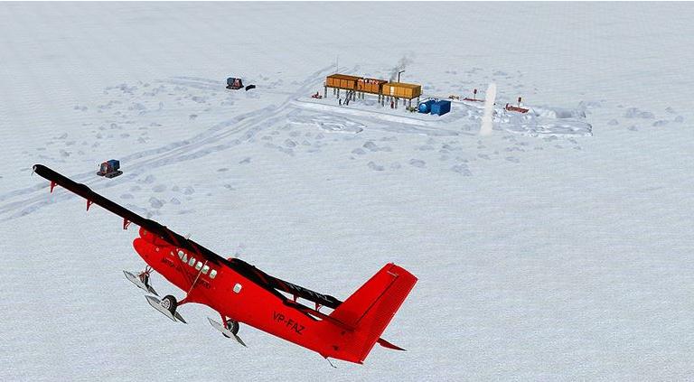 Антарктическая станция Kohnen-Station